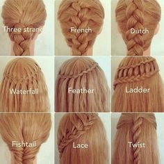 Astonishing 1000 Images About Easy Hairstyles On Pinterest How To Braid Short Hairstyles Gunalazisus
