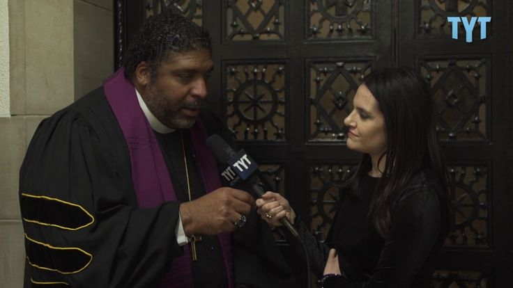 "Rev. William Barber: 2018 Will Be The ""Poor People's Campaign"" -- The corruption that the Democrats employed to try to sabotage Bernie Sanders brought light to my suspicions about  the Democratic party. I was already aware of the brainwashing that came out of the Republican side. Perhaps Trumps rich blitz with his rich pals will wake up the poor in the Republican party? If the Republican poor do wake up and join the ""awakened Bernie followers, perhaps we will really have a revolution in this…"