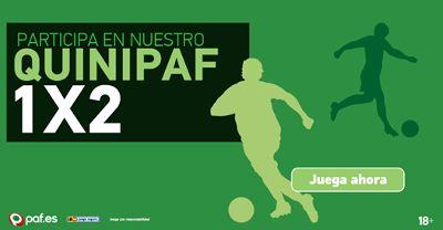 paf regala quinipaf una mochila exclusiva Patagonia si aciertas 17 octubre