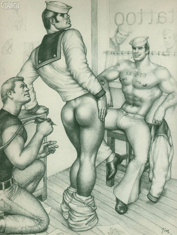 Magnificent Erotic art by tommy