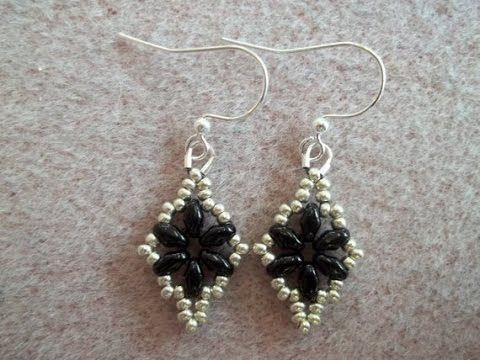 Kelly from Off the Beaded Path, in Forest City, North Carolina brings you a another great project. Kelly shows you how to make a beautiful pair of earrings, ...
