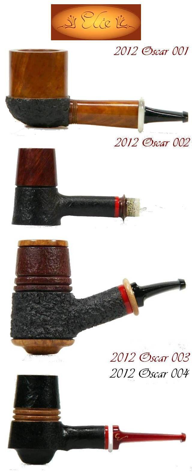 4 Unique Tobacco Pipe