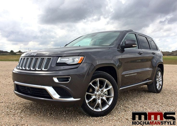 the 2015 jeep grand cherokee summit 4x4 combines luxury and capability cars automobiles. Black Bedroom Furniture Sets. Home Design Ideas