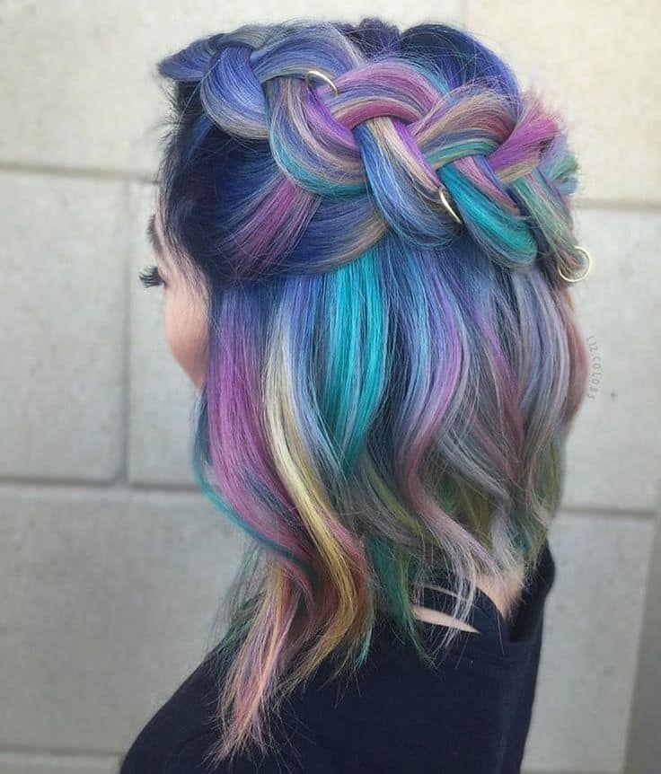 23 Meerjungfrau Haare Farben, die Sind Besser Als …