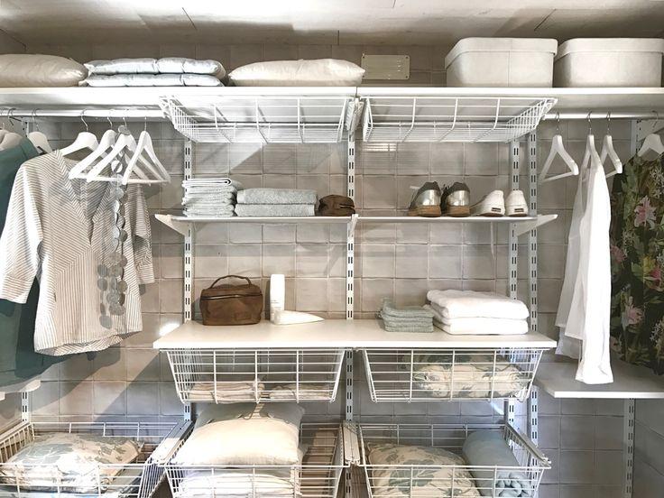 Opbergsysteem in een stacaravan - Eigen Huis & Tuin