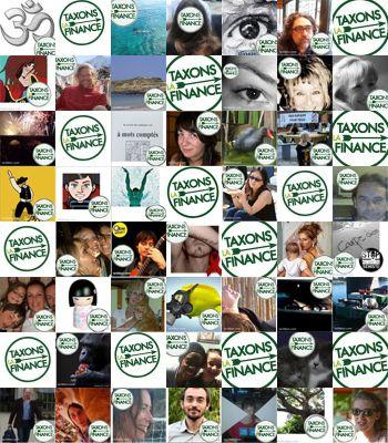 Campagne Taxe Robin des Bois