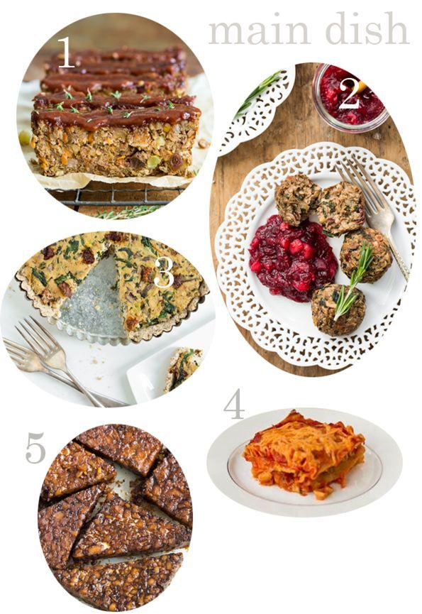 Easter menu ideas: main | vegan