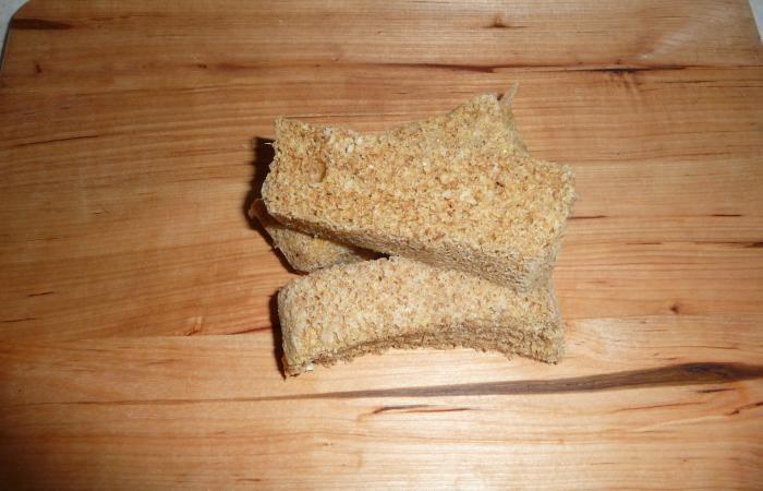 Dukanova dieta (hubnutí recept): Sandwich chléb Dukan #dukan http://www.dukanaute.com/recette-pain-de-mie-dukan-2.html