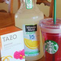 CopyCat Passion Tea Lemonade