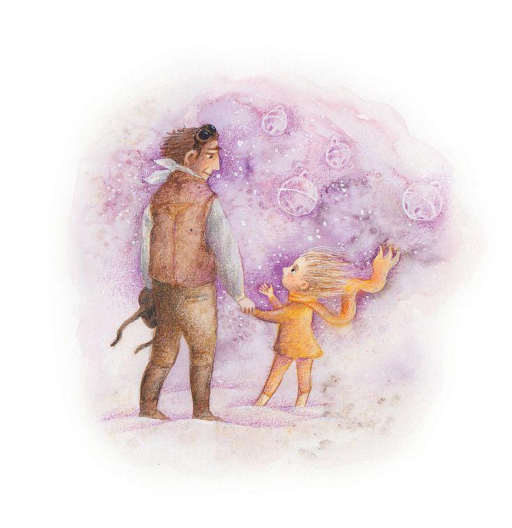 Ilustrace Markéta Vydrová - Fotoalbum - MALÝ PRINC