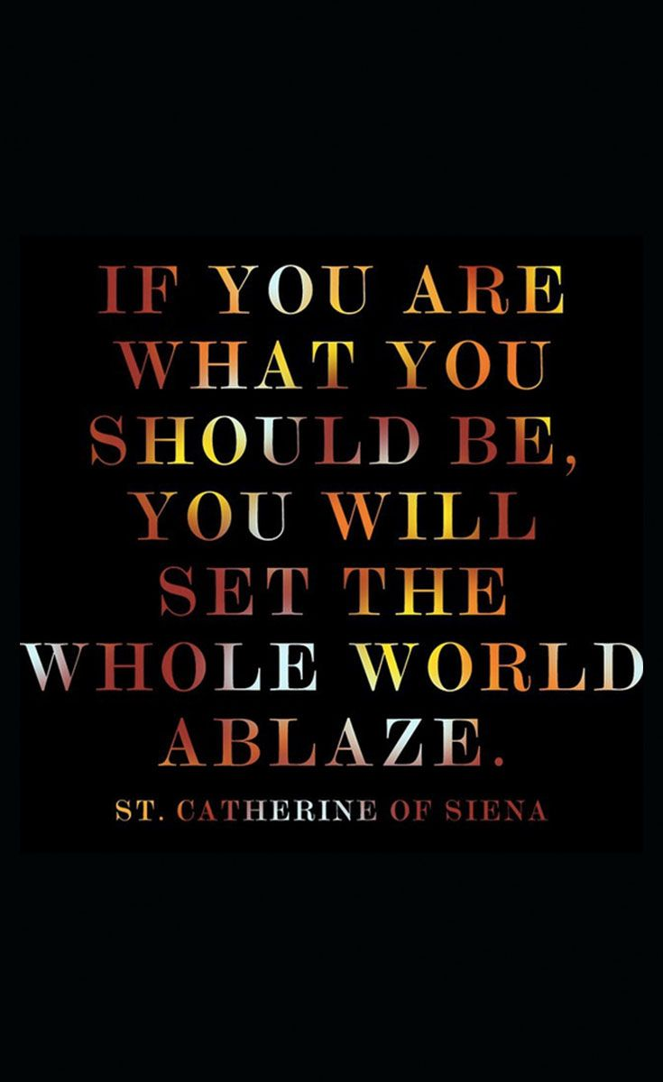St. Catherine of Siena #levoinspired quotes http://instagram.com/levoleague