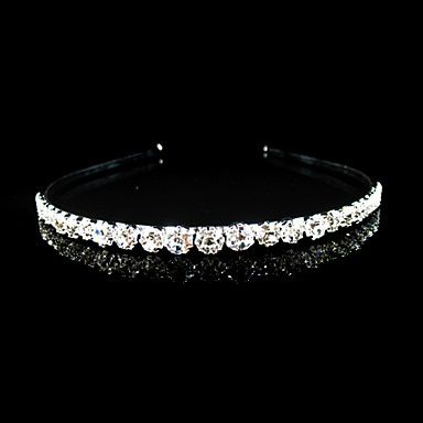 Gorgeous Crystals Wedding Bridal Headband/ Headpiece - USD $ 19.99