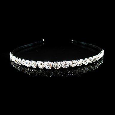 Light in a box - schitterende kristallen bruiloft bruids hoofdband / hoofddeksel – EUR € 11.87