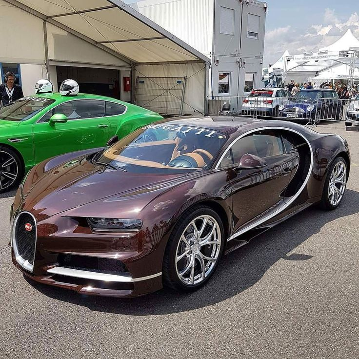 The Chiron luxury_cars_collection