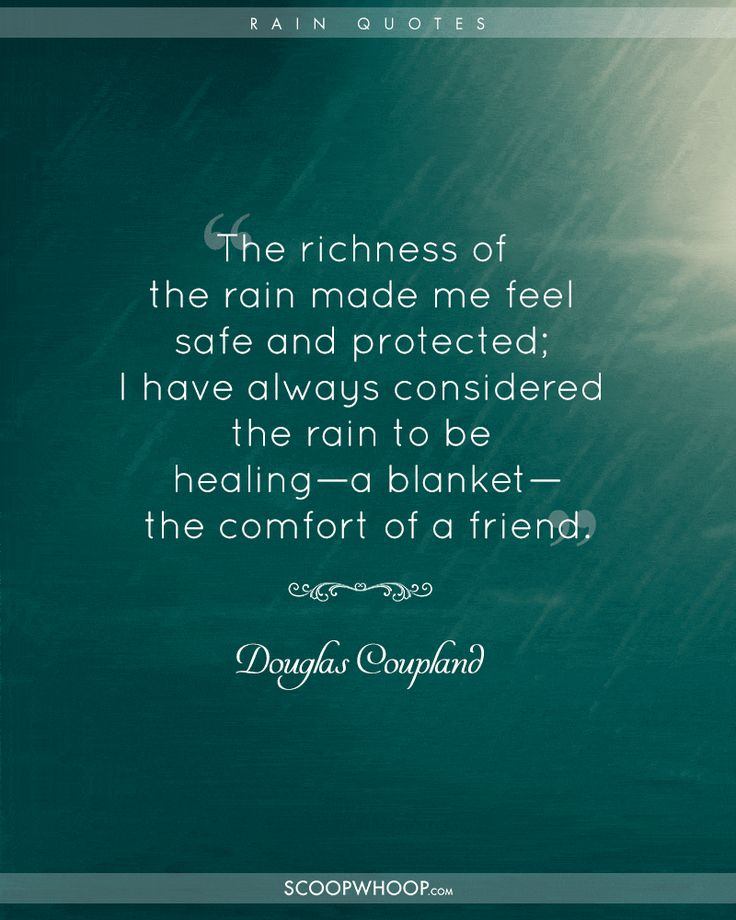 15 Beautiful Quotes About The Rain That Perfectly Capture Our Love For Monsoons