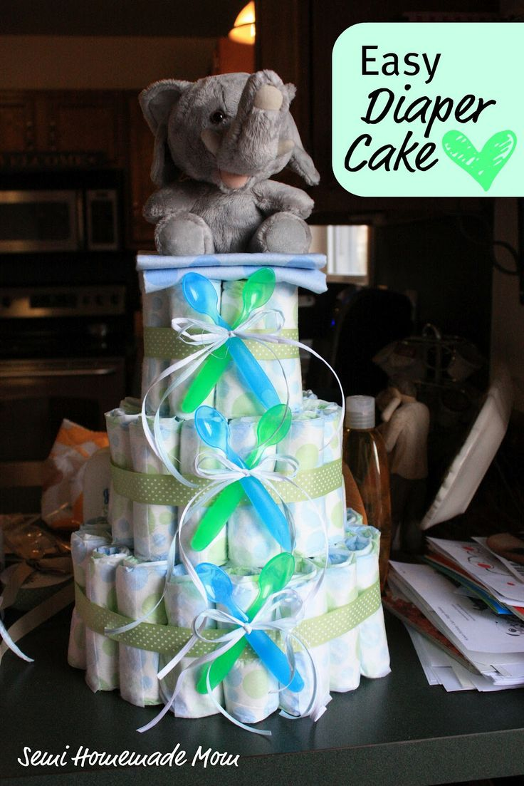 16 Best Images About Baby Boy Diaper Cake Ideas On