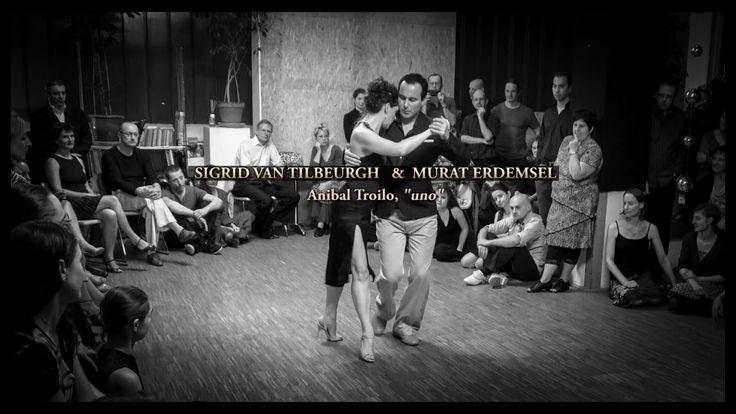 """Sigrid and Murat improvising in Vienna, 2016. """"Uno"""""""