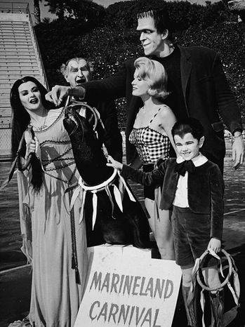 the munsters | It's Official: NBC Orders 'The Munsters' to Pilot - The Hollywood ...