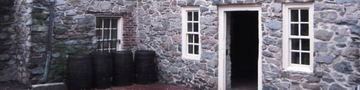 The Old Stone House, one of the oldest known structures remaining in the nation's capital, is a simple 18th century dwelling built in 1765 by a cabinet maker.