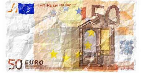 50 Euro Schein - Weisheit zum Selbstwert