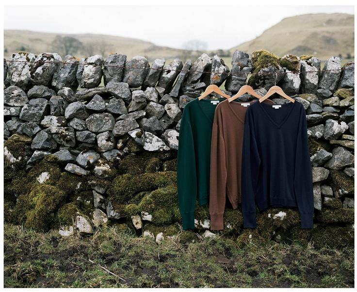 John Smedley knitwear. Fine gauge quality knitwear since 1784.