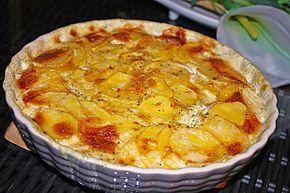 Das beste Kartoffelgratin, ein raffiniertes Rezept aus der Kategorie Vegetarisch. Bewertungen: 1.125. Durchschnitt: Ø 4,5.