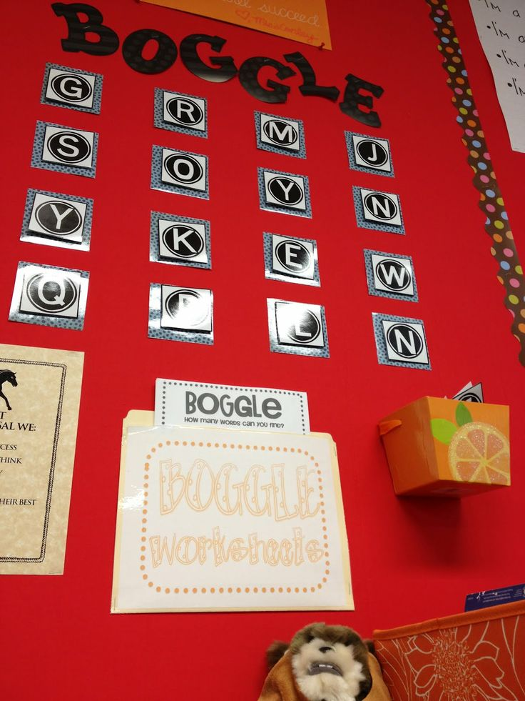 I did this with my 3rd grade student teaching class and they begged me to switch the letters every Monday!