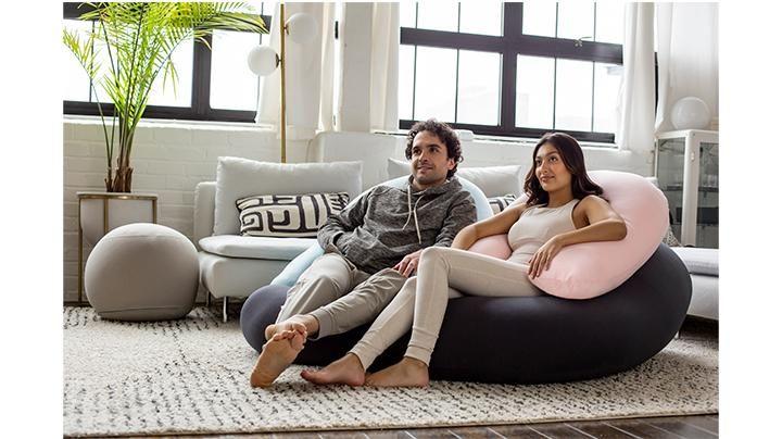 Products Moon Pod In 2020 Bean Bag Chair Super Moon Cool Bean Bags