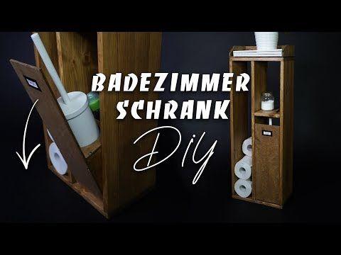 Ordnung Im Badezimmer Diy Regal Fur Klopapier Und Co Easy Alex Youtube Diy Regal Badezimmer Diy Badezimmer