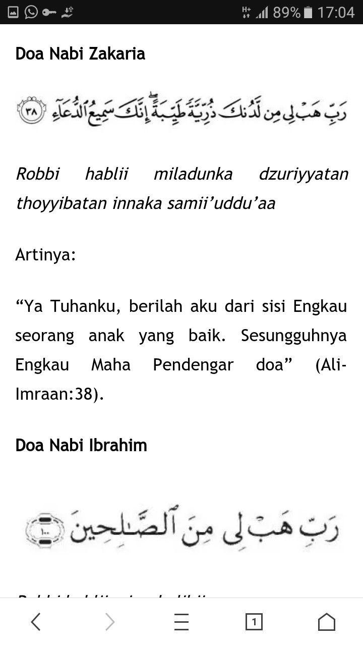 Pin Di Doa