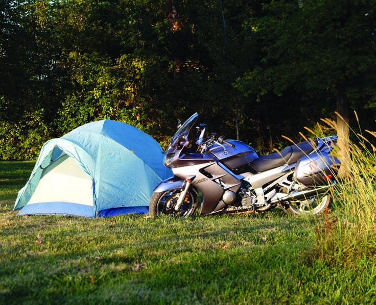 Motorcycle touring camping, yeah! That's in my bucket lists. #Motorcycle_tour #motorcycle_camping