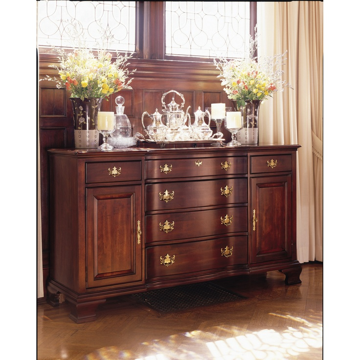 Find This Pin And More On Kincaid Furniture Wood Dining Room Buffet