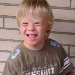 Down Syndrome Awareness Month - October | http://specialkids.company/