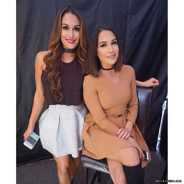 Eileen Sandoval's Instagram - 12~28 - DOUBLE GLAMOUR // Your largest Brie & Nikki Bella Photo Archive, with over 350,000 photos