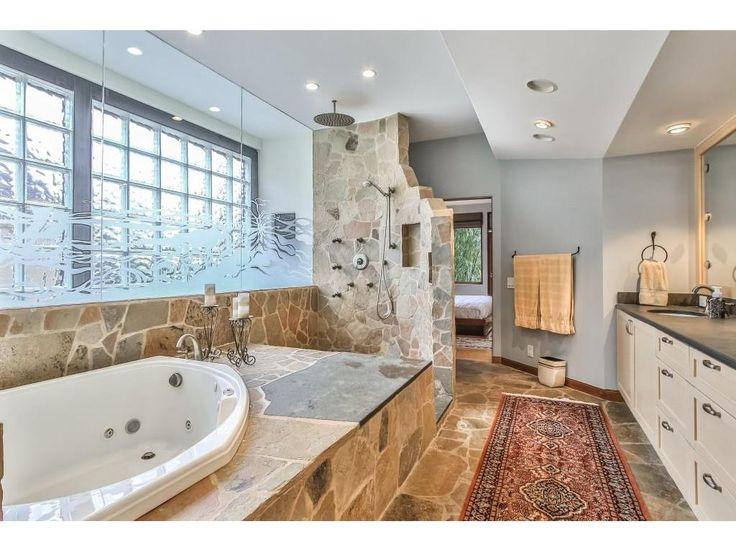 Die besten 25+ Badewanne glaswand Ideen auf Pinterest Duschwände - whirlpool im wohnzimmer