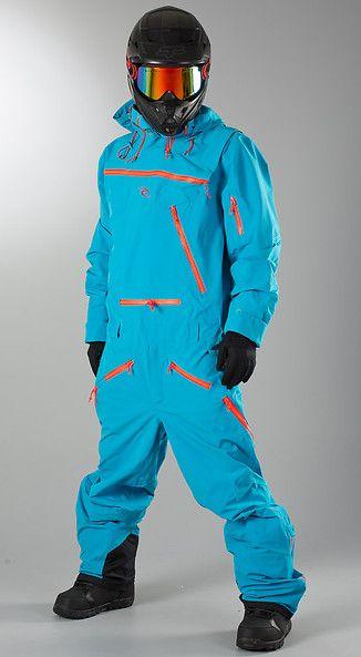 Rip Curl - Ultimate Gum Search Suit Overall Atomic Blue - Ridestore.de