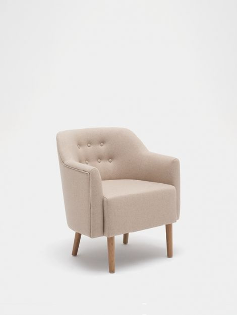 Fotel FUM Paged Collection www.euforma.pl #armchair #home #livingroom #design