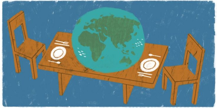 CHANGING THE GLOBAL FOOD NARRATIVE The dominant story about the future of the world food supply is logical, well known and wrong | Ensia