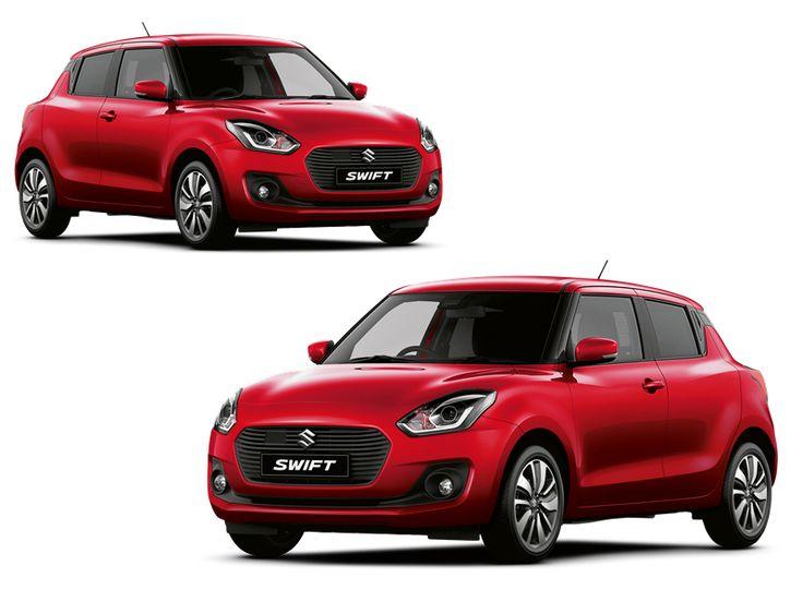 2018 Maruti Suzuki Swift booking, launch details