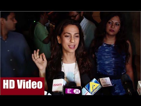 Juhi Chawla's reaction after watching Amitabh Bachchan's movie PINK.  #juhichawla #amitabhbachchan #pink #bollywood #bollywoodnews #latestbollywoodnews #dailybollywoodnews