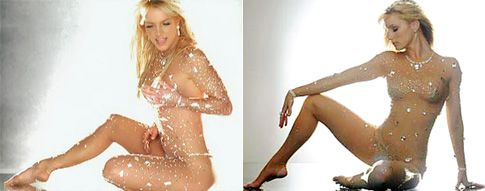 diamond bodysuit costume from britney spears toxic video - Google Search -- halloween 2013?