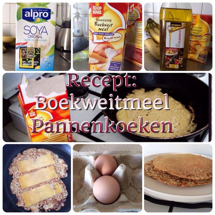 Recept: boekweitmeel pannenkoeken - BeautyFlameNatasja #beauty #blog #blogger #beautyblogger #beautyflamenatasja #blogpost #content #artikel #recept #boekweit #pannenkoeken