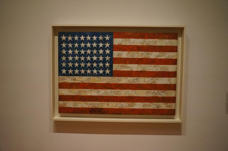 Jasper Johns, MoMA New York
