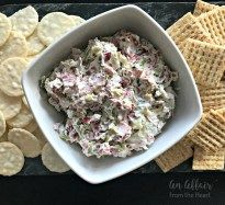 Dill Pickle Dip | An Affair from the Heart