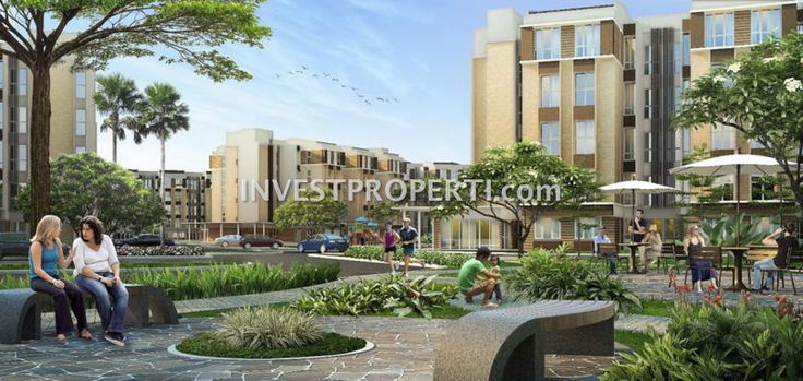 EcoHome CitraRaya apartment.