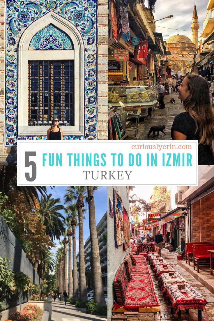 5 Fun Things To Do in Izmir, Turkey