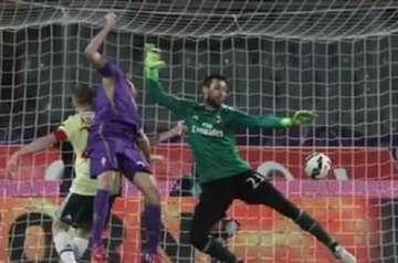 Fiorentina Milan, rissa tra i giornalisti Rai ,arriva la Digos