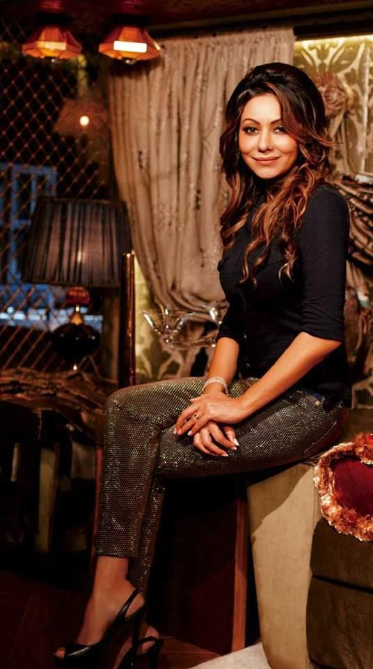Gauri Khan New Photoshoot For Hello Magazine