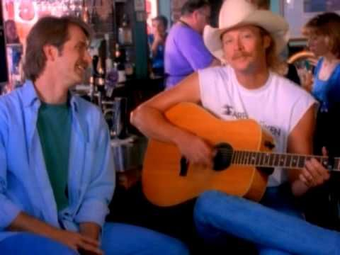 Jeff Foxworthy with Alan Jackson - Redneck Games (Video)