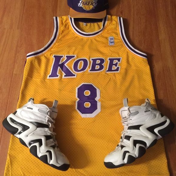 Custom Basketball Jersey Kobe 8/Black Mamba 24 One of a kind Kobe/Black Mamba basketball jersey to commemorate the legend Kobe Bryant. Front of the jersey symbolizes his rookie #8 jersey and the back is the #24 jersey that bears his nickname, BLACK MAMBA. Gametime Athletics Tops Tank Tops